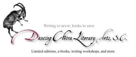 Dancing Chiva Literary Arts