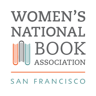 San Francisco appears underneath the words Women's National Book Association. There is a top-view of three books also.