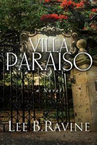 Cover of Villa Paraiso shows a gate in front of a garden.