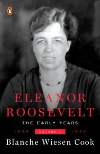 Book cover for Eleanor Roosevelt by BLANCHE WIESEN COOK
