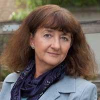Headshot of Karen Kersting, WNBA New Orleans.