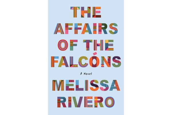 GGR book The Affairs of the Falcons by Melissa Rivero