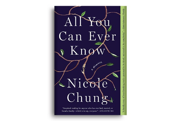 GGR selection All You Can Ever Know by Nicole Chung