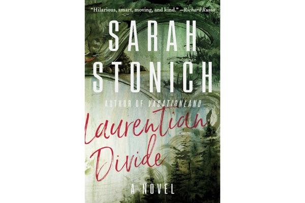 Book cover for the Laurentian Divide