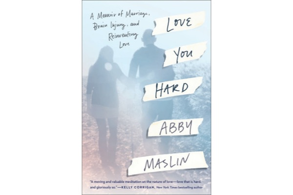 Book cover for Love You Hard