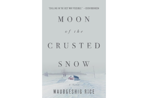Book cover for Moon of the Crusted Snow