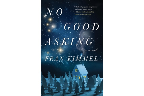 Book cover for No Good Asking