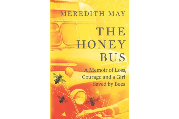 Book cover for the Honey Bus