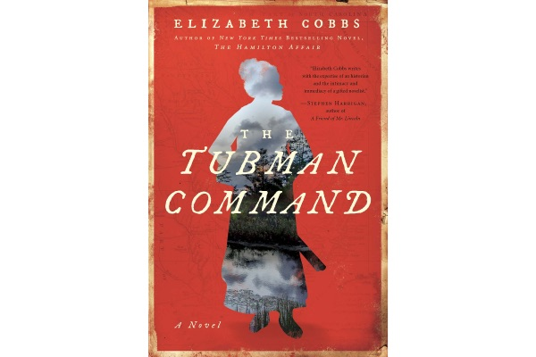 Book cover for The Tubman Command
