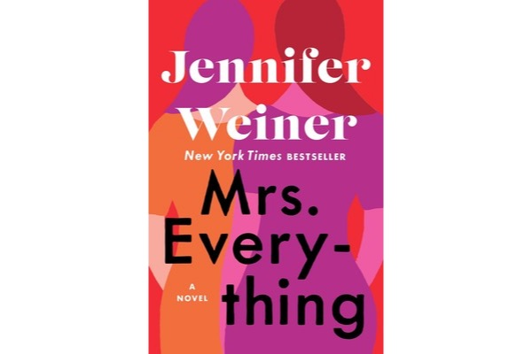 Book cover for Mrs. Everything