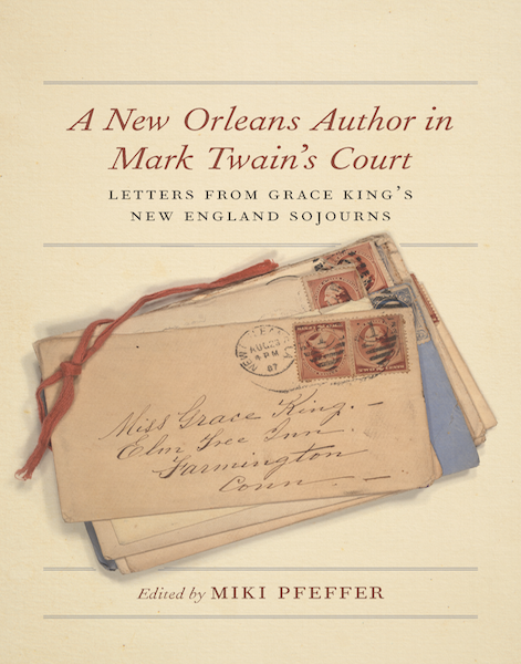 A New Orleans Author in Mark Twains Court