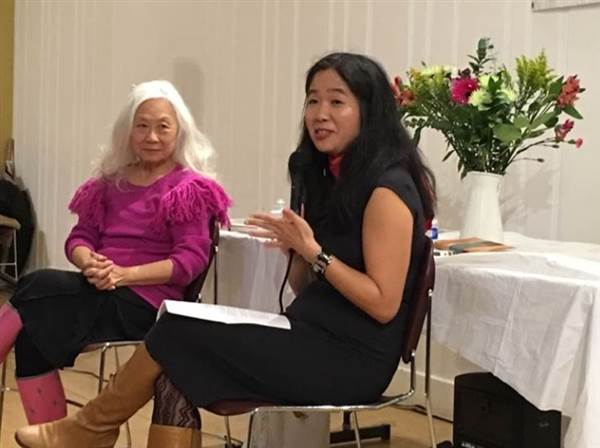 Maxine Hong Kingston event