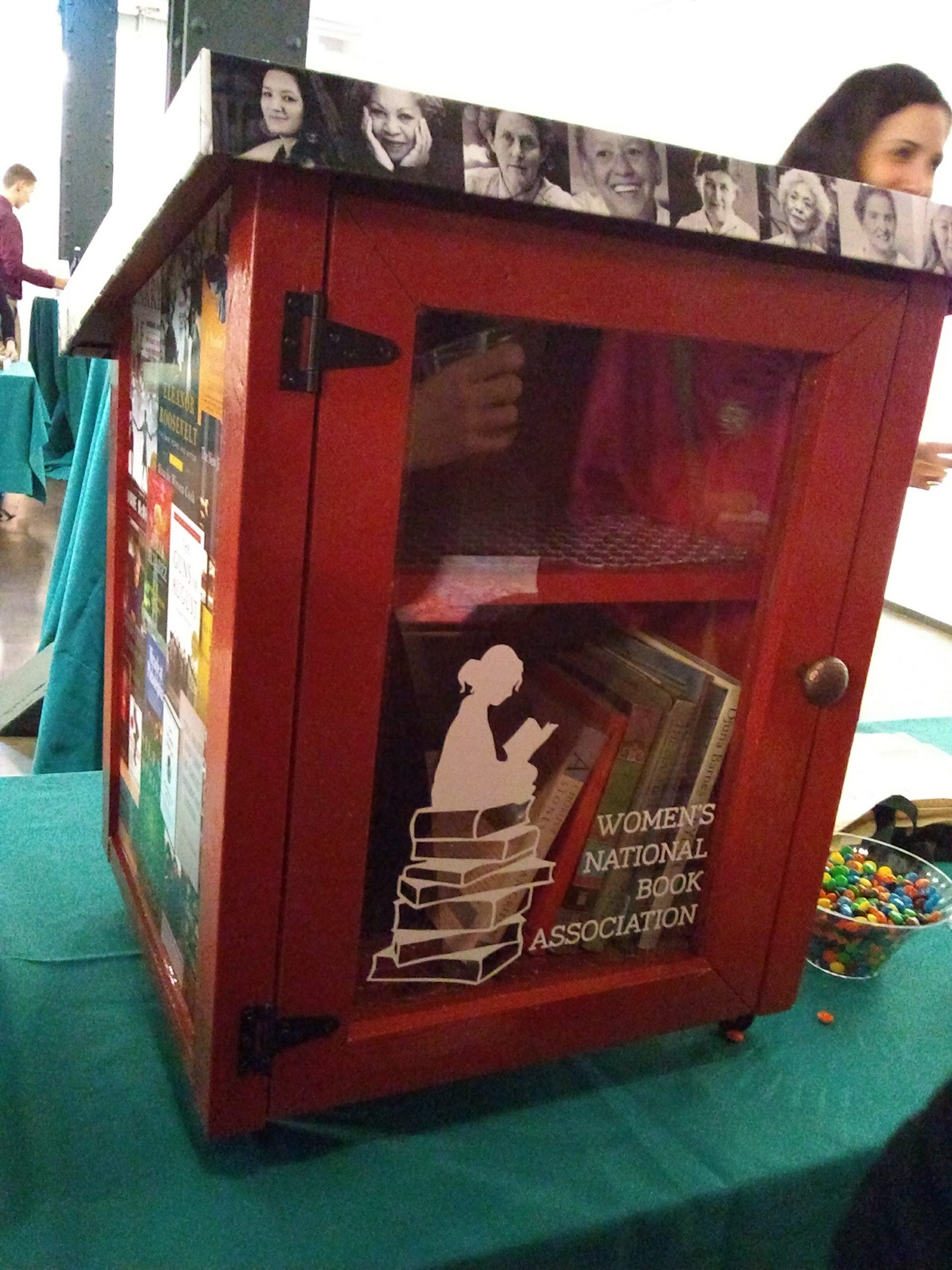 Little Library WNBA box front