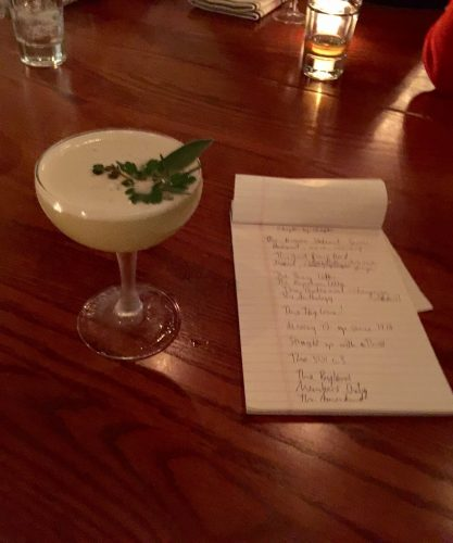 Centennial cocktail