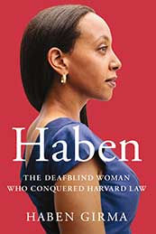 Book cover for Haben by Haben Girma