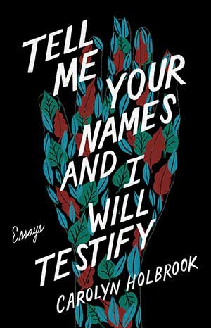 Book cover for Tell Me Your Names and I Will Testify