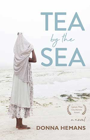 Tea by the Sea by Donna Hemans, a 2020 Great Group Reads Selection