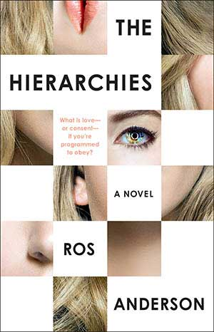 Book cover for The Hierarchies by Ros Anderson, a 2020 Great Group Reads Selection