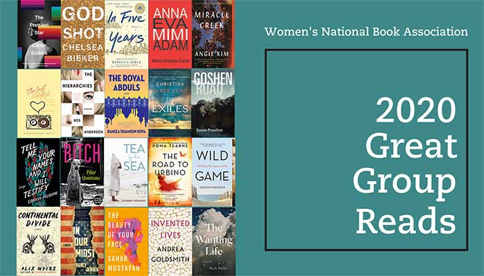 2020 Great Group Reads Selections
