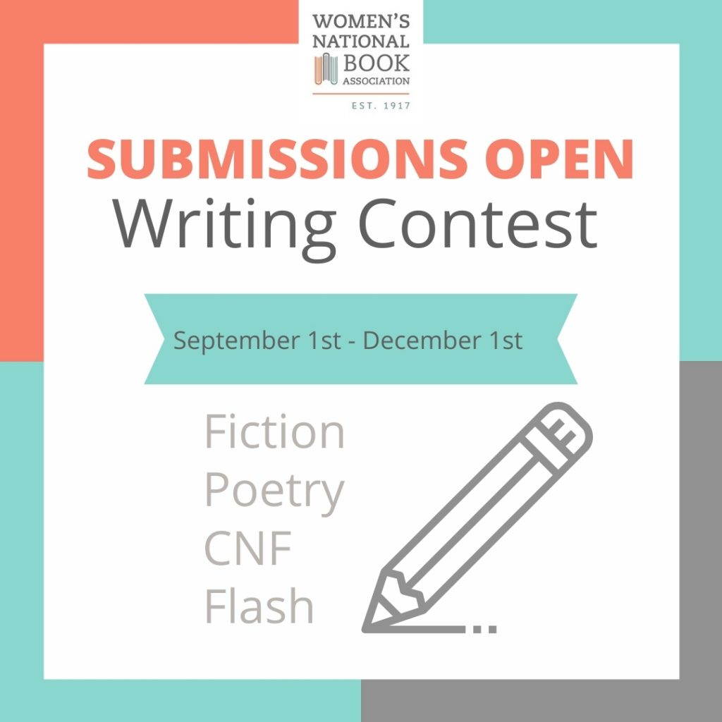 Submissions Open Writing Contest Open September 1 through December 1