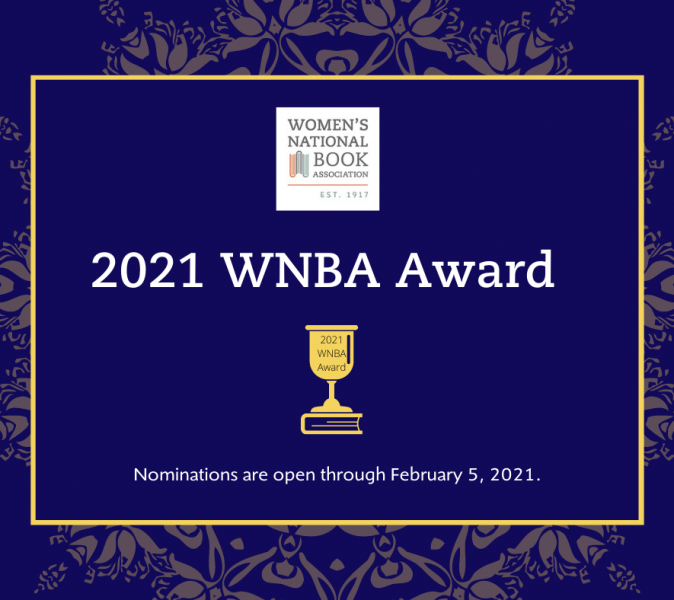 Nominations for the 2021 WNBA Award are open through February 5, 2021.