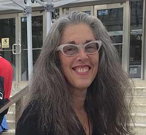 Marilyn Berkman, WNBA UN Representative