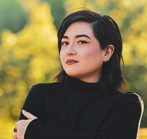 Amanda Lopez headshot, Writing Contest Reader