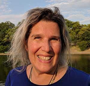 Diane Gottlieb headshot, WNBA Writing Contest Reader Committee