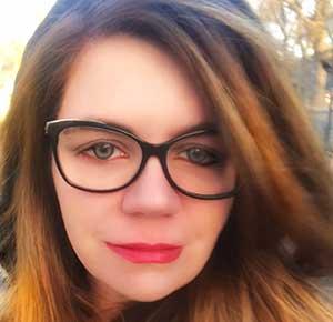 Kori Wood headshot, WNBA Writing Contest Reader Committee