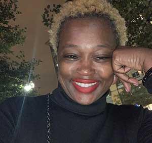 Shaneka Jones Cook headshot, WNBA Writing Contest Reading Committee