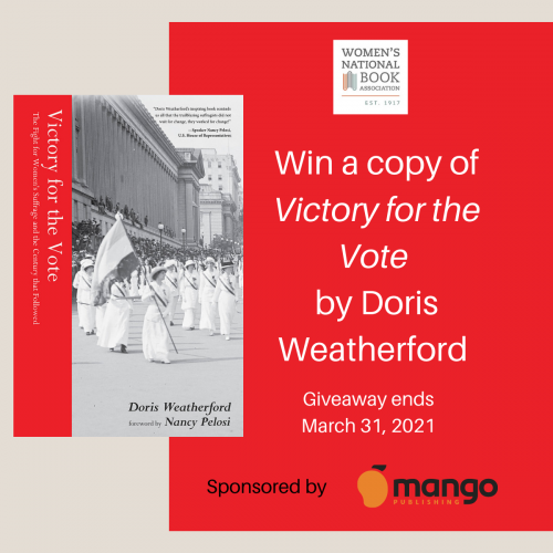 Win a copy of Victory for the Vote