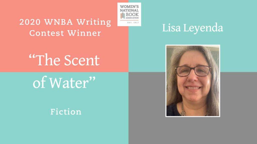 2020 WNBA Writing Contest Fiction Winner Lisa Layenda