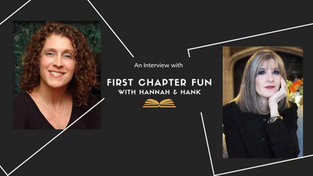 An Interview with First Chapter Fun with Hannah McKinnon and Hank Ryan