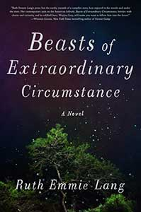 Beasts of the Extraordinary Circumstance is dark with a green tree on it.